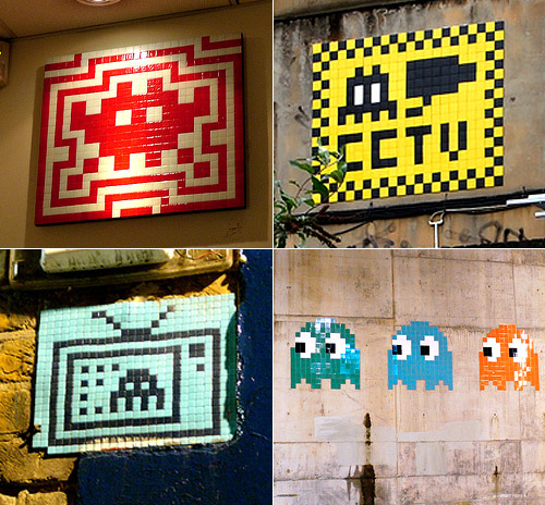 SpaceInvader 1